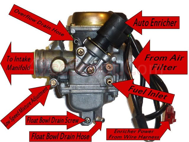 Ct110 Wiring Harness also 110 Quad Wiring Diagram On 110 Images Free Download Wiring Diagrams Inside 110cc Chinese Atv Wiring Diagram moreover 150cc Scooter Wiring Diagram also Watch additionally 150cc Gy6 Engine Manual. on taotao 50cc vacuum